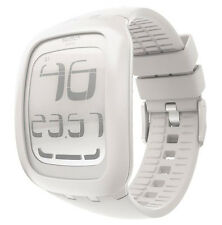Swatch Digital Touch White Chronograph Grey Dial Quartz Unisex Watch SURW100