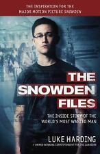 The Snowden Files: The Inside Story of the World's Most Wanted Man -Movie Tie-in