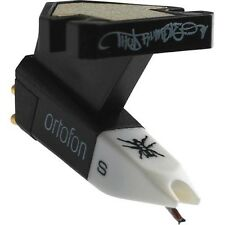 Ortofon QBert Mounted Cartridge with Spherical Stylus For Pro DJ Turntables