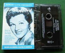 Jo Stafford Blues In the Night Long Ago (And Far Away) + Cassette Tape - TESTED