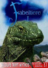 Fabeltiere 1 - Wildlife trifft Mythos ( Tier-Doku ) u.a Drache von Komodo NEU