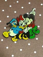 MINNIE  MICKEY MOUSE AND DONALD DUCK PIN´S - PIN DISNEY - PATO DONALD (E338)