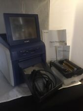 Sony UP-CR10L Digital Photo Thermal Printer