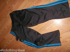 TEK GEAR Mens Sport Black  Fitness Pants Size 2X exercise yoga running