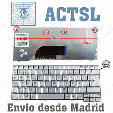 Keyboard Spanish for Sony Vaio VPCM13M1E Silver