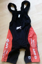 TEAM RADTRÄGERHOSE E-ON THÜRINGER ENERGIE KALAS SIZE M CYCLING PANTS TOP! RARE!