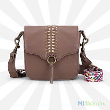 Sakroots Artist Circle Seni Camera Bag Crossbody- Brown / Berry Brave Beauti NWT