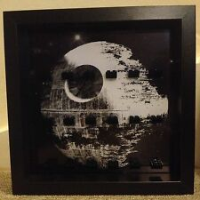 LEGO Star Wars Death Star minifig visualizzare le cornici casi