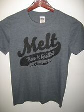 Melt Bar & Grilled Tee - Cleveland Ohio USA Restaurant Pub Grill Thin T Shirt Sm