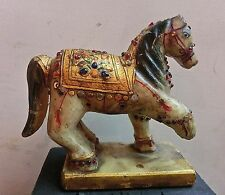 CHEVAL HORSE MARBRE INDE INDIA