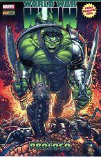 Fumetto,Comic Strip.Hulk,Prologo,Marvel