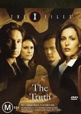 The X Files - Truth (DVD, 2003)