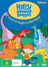 Harry And His Bucket Full Of Dinosaurs : Vol 6 (DVD, 2008)