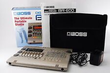 BOSS BR-600 Multi-Track Digital Recorder w/SoftCase & Power Supply from Japan