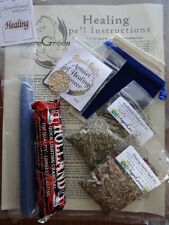 Healing All in One Ritual Spell Kit Pagan Witchcraft Altar Supply