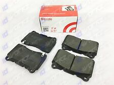 BREMBO FRONT BRAKE PADS FOR MITSUBISHI LANCER 2.0 EVO EVOLUTION 7 8 9 INC. FQ MR