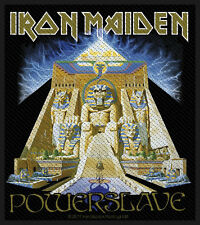 IRON MAIDEN - Aufnäher Patch - Powerslave new 10x10cm