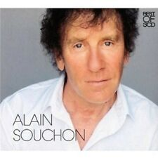 ALAIN SOUCHON - BEST-OF 3CD (NEW DIGIPACK COLLECTION) 3 CD FRENCH POP NEU
