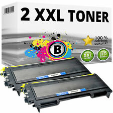 2 TONER für BROTHER HL-2030 2035 2040 DCP-7010 7020 7025 MFC-7420 7820 2820 2920