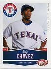 2010 Texas Rangers Dr. Pepper #8 Endy Chavez SGA Seattle Mariners