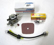 OEM Mantis SERVICE KIT for 7222 w/ SV-4B Engine Carburetor Air Filter Spark Plug