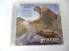 "TOMMY SMITH SEXTET""EVOLUTION- CD-ESC EEC 2005""J.SCOFIELD/J.PATITUCCI&OTHERS"