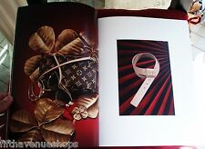 Louis Vuitton 2012 Display Book Full Color Coffee Table NEW Handbag Shoes Belt