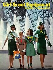VINTAGE 1964-65 GIRL SCOUT EQUIPMENT CATALOG - 23 PAGES