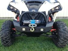 EMP CAN AM MAVERICK 1000 EXTREME FRONT BUMPER WITH WINCH MOUNT & LED LIGHTS MAX