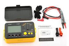 NES VICI VC60B+ Digital Insulation Resistance Tester Megger MegOhm Meter US