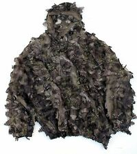Leafy Ghillie Jacket & Trousers. Shooting Birdwatching Sniper Cosplay Fancy Dres
