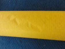 VELA dinghyspinnaker materiale residuo di/Roll FINE GIALLO 3.45m Riparazione Arte Craft