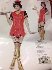 Seven 'til Midnight Room Service Costume size L