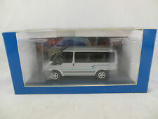 Minichamps Ford Transit Euroline in Silver Scale 1:43 Ford Dealer Branded box