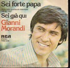 14564 - GIANNI MORANDI - SEI FORTE PAPA