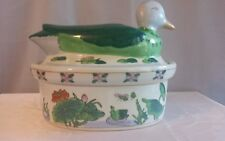Duck themed Soup Tureen