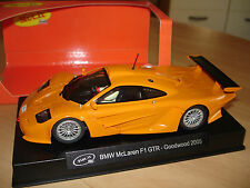 SLOT.IT SICA10A McLAREN F1 GTR GOODWOOD 2005 NINCO SCALEXTRIC CARRERA