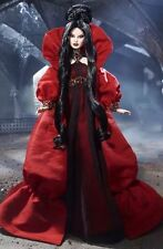HAUNTED BEAUTY VAMPIRE 2013 BARBIE IN UNOPENED SHIPPER GOLD LABEL X8280