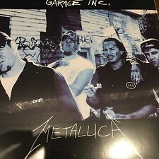METALLICA 'GARAGE INC' 3 x 180G VINYL LP - NEW AND SEALED