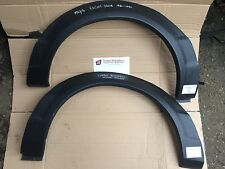 Escort MK3 MK4 Rear Wheel Outer Arch Arches1  Pair 3 door XR3i RS TURBO RS1600i