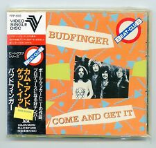 Badfinger/Come And Get It (Japan/LASER DISC SINGLE/Sealed!)
