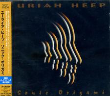 URIAH HEEP Sonic Origami (1998) Japan CD OBI VICP-60530