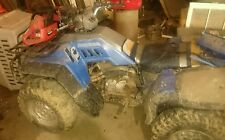 1987 Honda TRX350D 350D ATV 4x4 Foreman Oil Cooler and Lines Cooling Fan Working