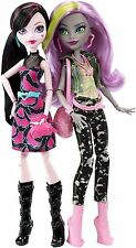 Welcome to Monster High Draculaura & Moanica D'Kay Dolls