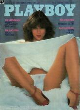 Playboy 5,05/1981 Mai,Gabriella Brum, Michaela May, Frederico Fellini, Titos Tö