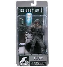 "Hunk 18 cm -Resident Evil- action figure 10th anniversary 7"" Neca in blister"