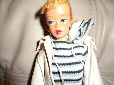 Vintage Barbie Blonde Ponytail