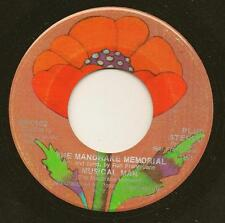 Mandrake Memorial Something in the Air  Musical Man  Poppy Psych Promo 45