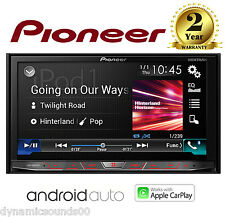 "Pioneer AVH-X8800BT Touch Screen 7"" Car Bluetooth DVD AndroidAuto, AppleCar Play"