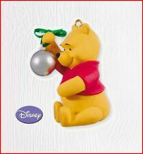 2010 Hallmark POOH REFLECTS ON CHRISTMAS Ornament Disney Winnie *Priority Ship